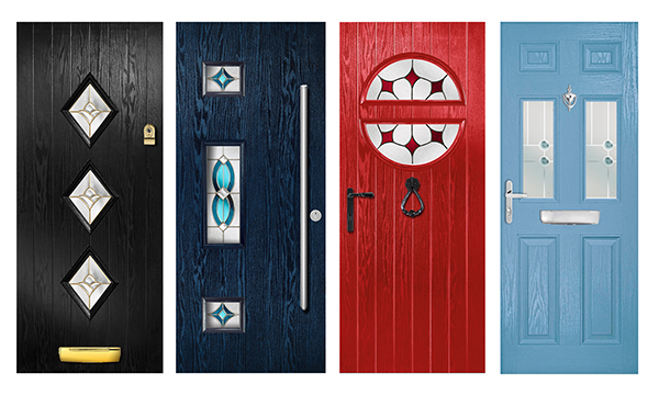 SEVEN NEW DOOR DESIGNS FROM ENTRANCE
