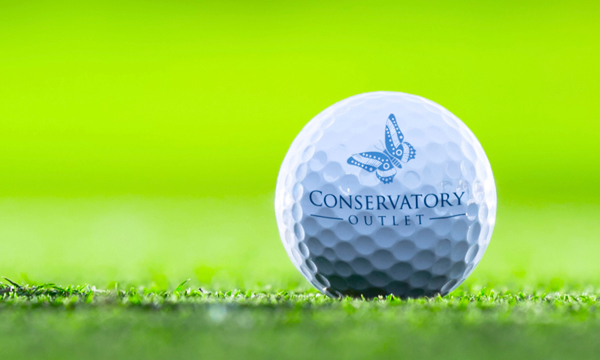 CONSERVATORY OUTLET TEES UP THIRD GOLF EVENT
