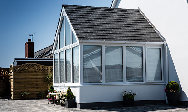 0.15 U VALUE OF LEKA SOLID CONSERVATORY ROOFING SYSTEM IS PROVING INDUSTRY GAME CHANGER