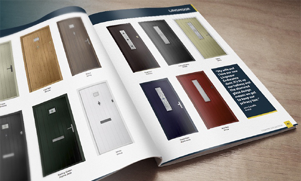 NEW 92 PAGE COMPOSITE BROCHURE FROM ENDURANCE