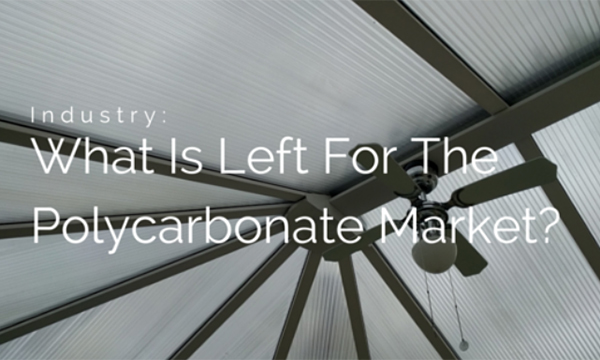 What Is Left For The Polycarbonate Roof Market?