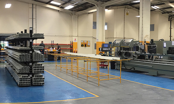 MADE FOR TRADE PARTNERSHIP WITH EMMEGI REINFORCED BY NEW CNC MACHINE