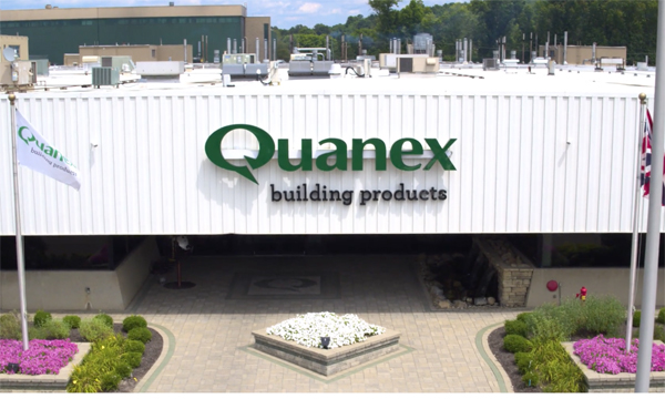 DRIVEN BY DEMAND, EDGETECH UK'S PARENT COMPANY QUANEX TO EXPAND OHIO MANUFACTURING FACILITY