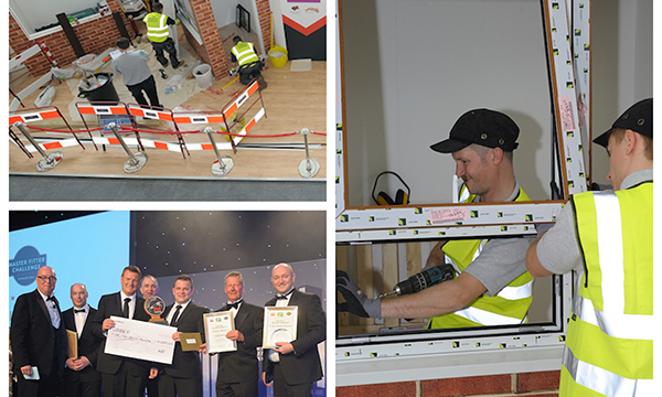 JUST HOW GOOD DO YOU THINK YOU ARE? ENTER THE 2017 MASTER FITTER CHALLENGE NOW TO FIND OUT