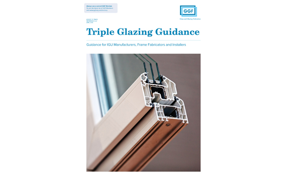 GGF LAUNCHES NEW TRIPLE GLAZING GUIDE