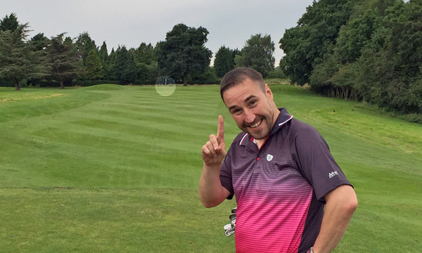 RECORD DAY FOR GM FUNDRAISING'S GOLF DAY