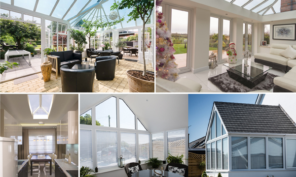 MODPLAN OFFERS A CONSERVATORY ROOF FOR EVERY SITUATION