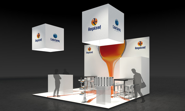 REGALEAD SET TO PAINT THE TOWN AT GLASSTEC