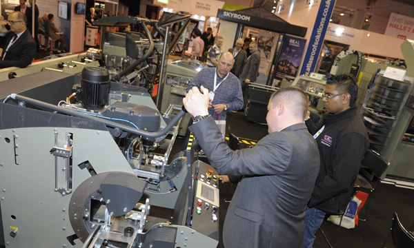 FIT SHOW '17 WILL BE A FABRICATORS' WONDERLAND AS MACHINERY AND SOFTWARE COMPANIES REACH OUT TO FRAME MAKERS