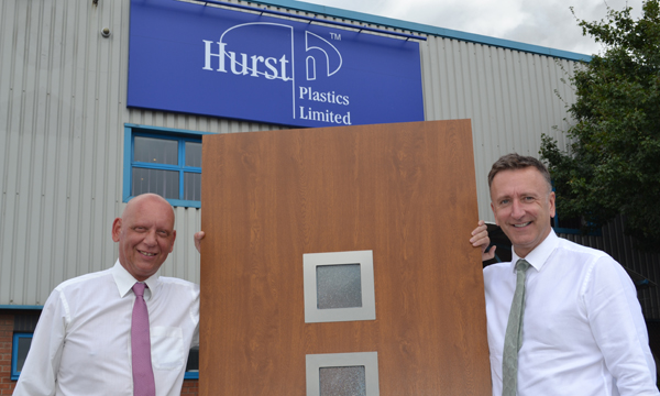 HURST MAPS OUT MORE OVERSEAS BUSINESS