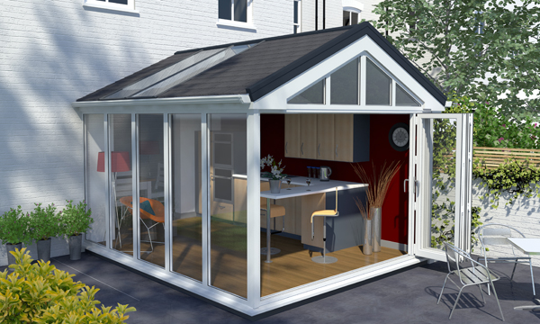 CONSERVATORY OUTLET OFFERS SECOND SOLID ROOF SOLUTION
