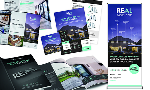 ALUMINIUM MARKETING PACKAGE FROM CUSTOMADE – IT'S THE REAL DEAL