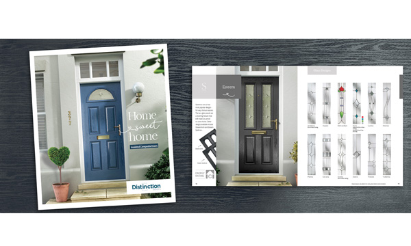 DISTINCTION DOORS: DELIVERING THE BESPOKE MARKETING SUPPORT THAT COMPANIES NEED