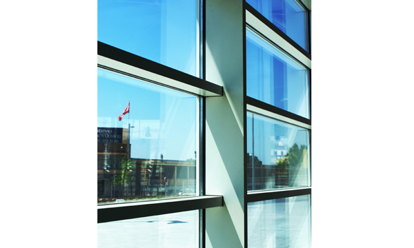 EXLABESA LAUNCHES NEW VISUALLY SLIM CURTAIN WALL SUITE