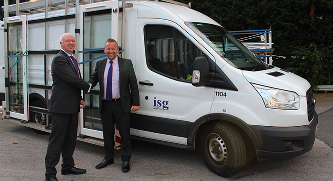 Industrial Services Group heard #JustTheFACTS and made the move to The VEKA UK Group