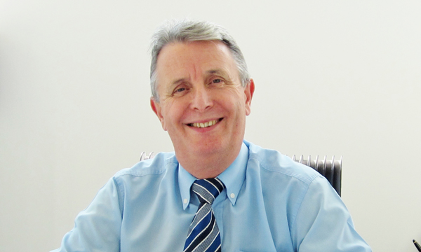 Nigel Rees Retires From The Glass And Glazing Federation