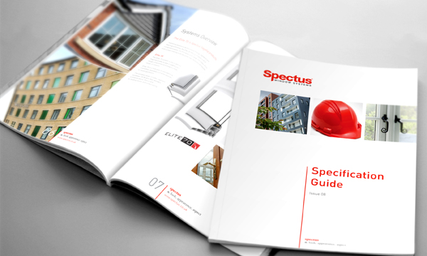 SPECTUS STEPS UP ITS WINDOW RANGE WITH NEW SPEC' GUIDE