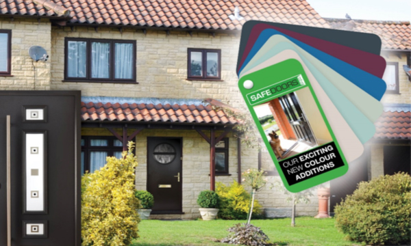 MORE STYLES, MORE COLOURS, MORE HARDWARE CHOICES… SAFEDOORS DELIVERS A GEM WITH BIGGER, BETTER DIAMOND RANGE