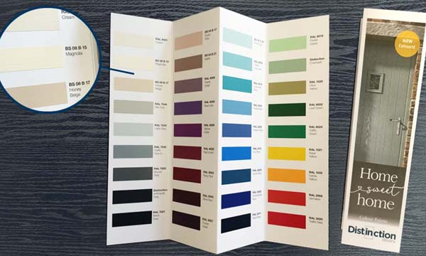 DISTINCTION DOORS ADDS FOUR NEW TREND-LED COLOURS TO ITS COLOUR OFFERING