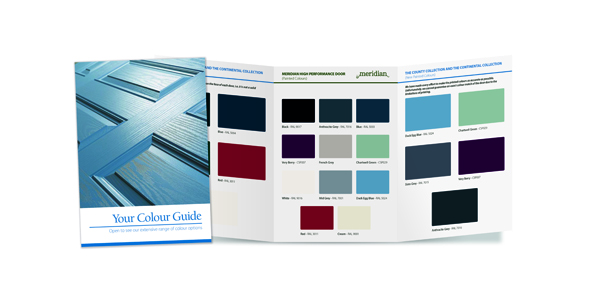SELLING COLOUR? PHOENIX DOORS' COLOUR GUIDE WILL HELP YOU