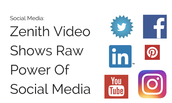 Recent Zenith Home Owner Video Shows Power Of Social Media