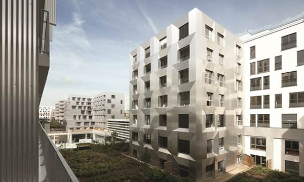 REYNAERS BRINGS SIMPLICITY AND STRENGTH TO PARIS' HORIZONTAL SKYSCRAPER, THE MACDONALD WAREHOUSE