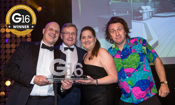 G AWARD WIN FOR COMPOSITE WOOD RETAIL CAMPAIGN