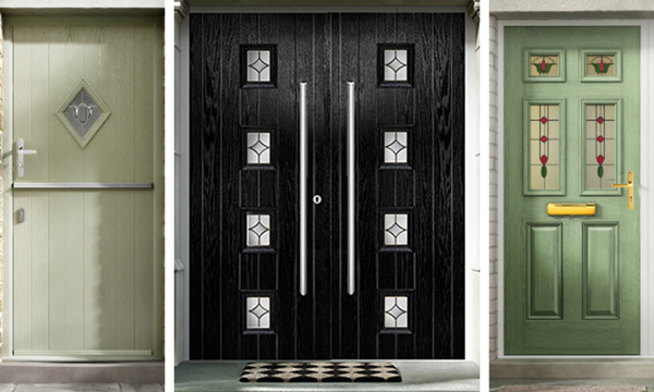 ENTRANCE® COMPOSITE DOORS ARE FULLY APPROVED DOCUMENT Q COMPLIANT