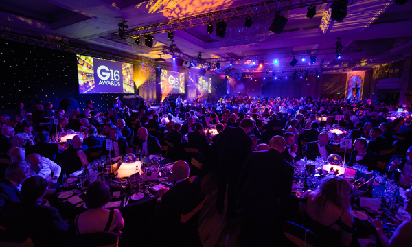 GLAZING INDUSTRY SALUTES ITS BEST IN THE G16 AWARDS