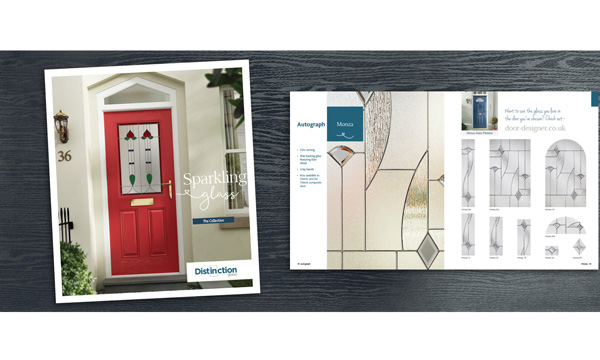 DISTINCTION GLASS INTRODUCES NEW RETAIL BROCHURE