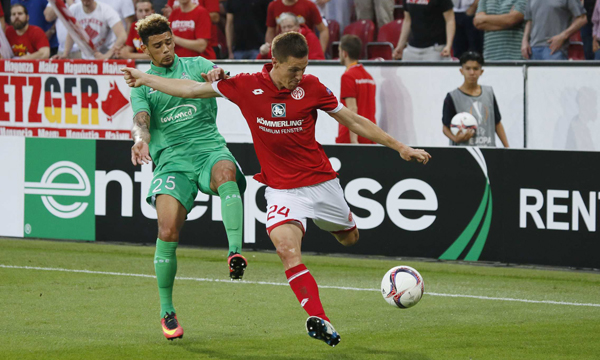 KOMMERLING'S MAINZ 05 SPONSORSHIP CONTINUES