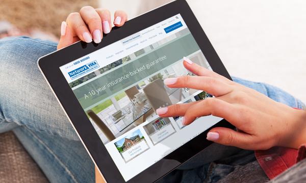 NEW WEBSITE HIGHLIGHTS NETWORK VEKA'S 'NETWORKMANSHIP'