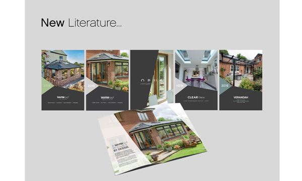 NEW BROCHURES FOR A ROOFING GENERATION
