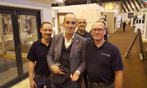 VISTA SUPPORTS NORTHWICH AS IT EXHIBITS ITS GRAND DESIGNS