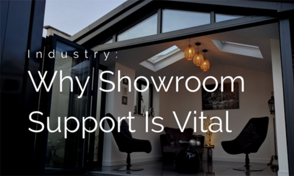 WHY SHOWROOM SUPPORT IS SO IMPORTANT