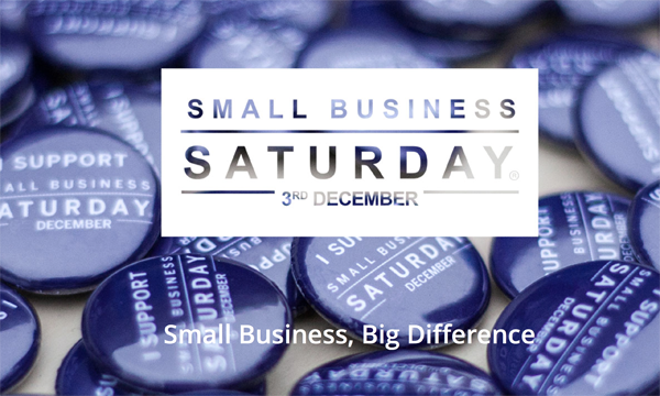 """GET INVOLVED!"" SMALL BUSINESS SATURDAY CAMPAIGN ORGANISERS ENCOURAGE SMALL GLASS MANUFACTURERS TO JOIN IN ON 3RD DECEMBER"