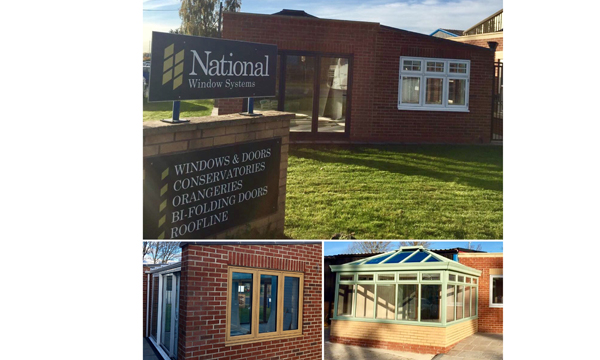 NATIONAL WINDOW SYSTEMS TO OPEN NEW CONSERVATORY VILLAGE
