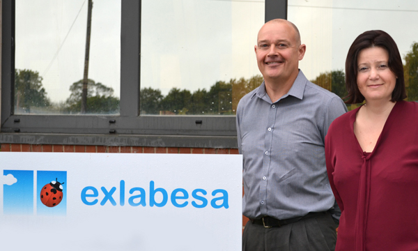 EXLABESA FURTHER STRENGTHENS THEIR SALES MANAGEMENT TEAM