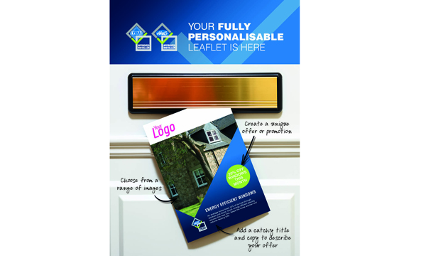 MARKETING MATERIALS BECOME YET MORE FLEXIBLE FOR VEKA AND HALO APPROVED INSTALLERS