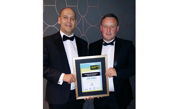 WINDOWMATE WINS A NORTH DOWN BUSINESS AWARD