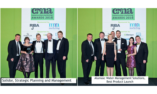 DOUBLE WIN FOR MRA MARKETING AT CMAS