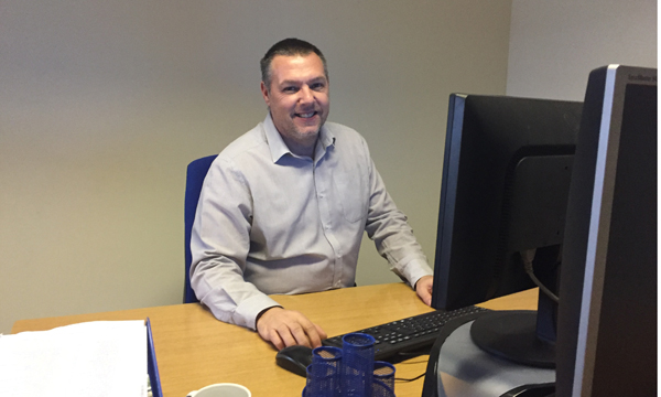 NEW MATERIALS MANAGER DRIVES HURST GROWTH