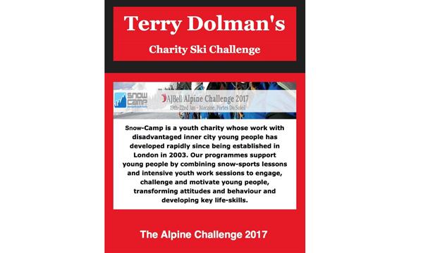 TERRY DOLMAN'S CHARITY SKI CHALLENGE