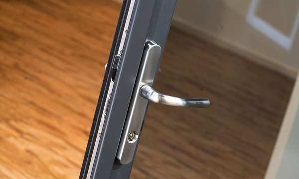 NEW LEVER HANDLE FOR WARMCORE FOLDING SLIDING DOORS