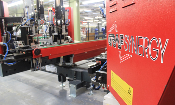 PERFECT SYNERGY – FOM AND GRAF SYNERGY FORM MACHINERY POWERHOUSE