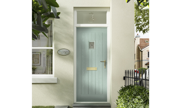 Distinction Doors launches the Retail Cottage Door and the Rustic Renown Collection