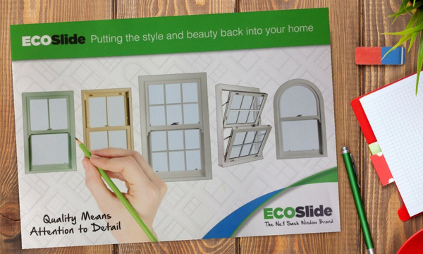 NEW ECOSLIDE CONSUMER BROCHURE PROVES POPULAR WITH CUSTOMERS