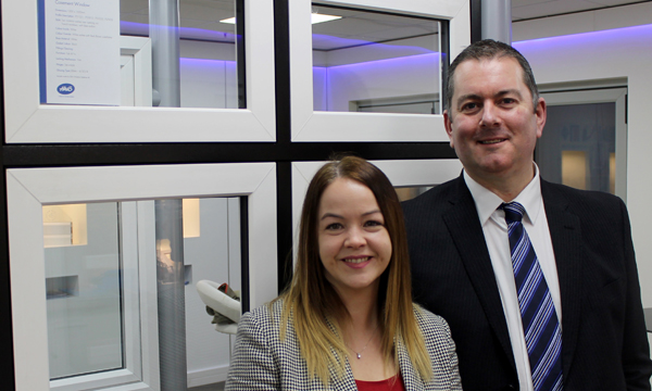 TWO NEW DIRECTORS WELCOMED AT THE VEKA UK GROUP
