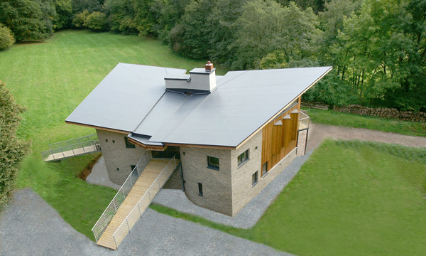 ROOF ASSURED BY SARNAFIL INSTALL NEW SELF ADHERED MEMBRANE ON DREAM HOME