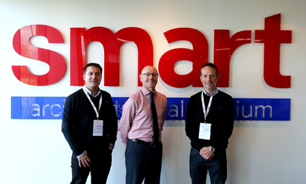 SMARTS MARK TEN-YEAR ANNIVERSARY WITH FENSTER FABRICATIONS